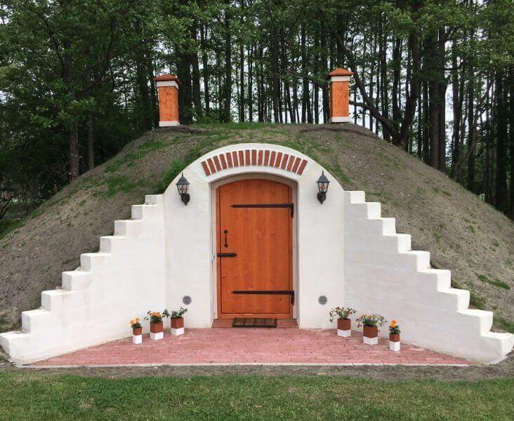 Pärnumaa country cellar