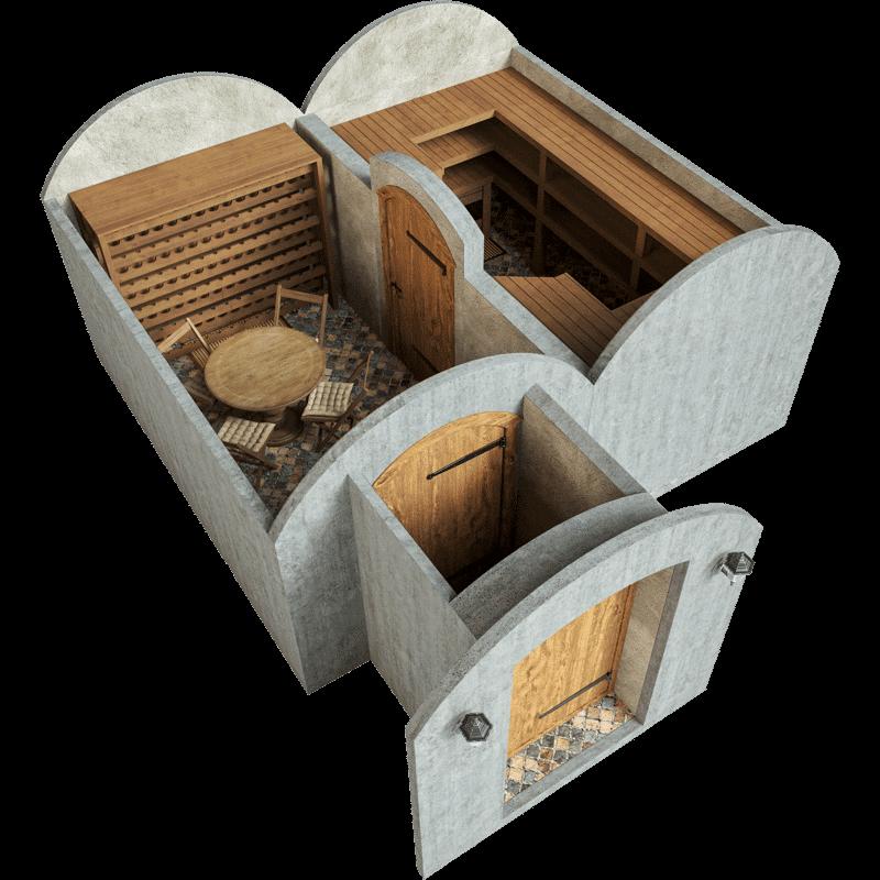 Additional chamber