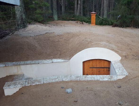 Vääna-Jõesuu country cellar