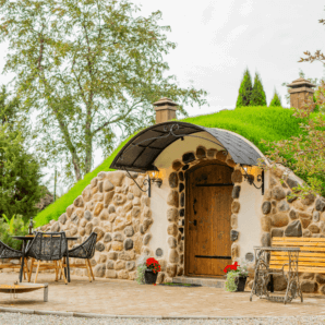 Rapla wine cellar – protects the nectar of the gods, offers a pleasant place to relax and can also store preserves and the autumn harvests.
